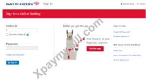 Bank Of America Bill Pay Login How To Pay A Bofa Bill Online Pay My Bill