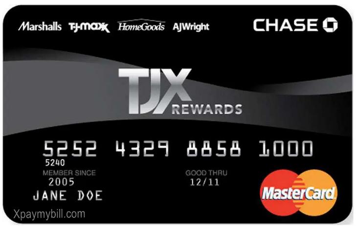 TJX Rewards Credit Card Pay Bill Synchrony Bank Online - Pay My Bill